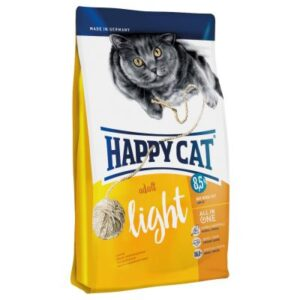 happy cat light dry food