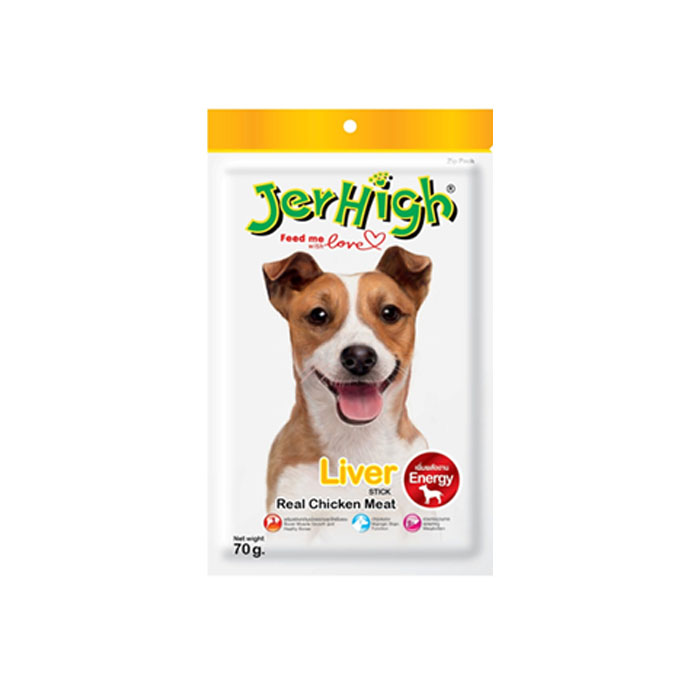 jerhigh liver for dog