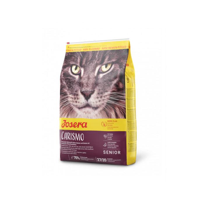 غذای خشک کاریسمو مناسب گربه بالغ برند جوسرا 2 کیلوگرمی