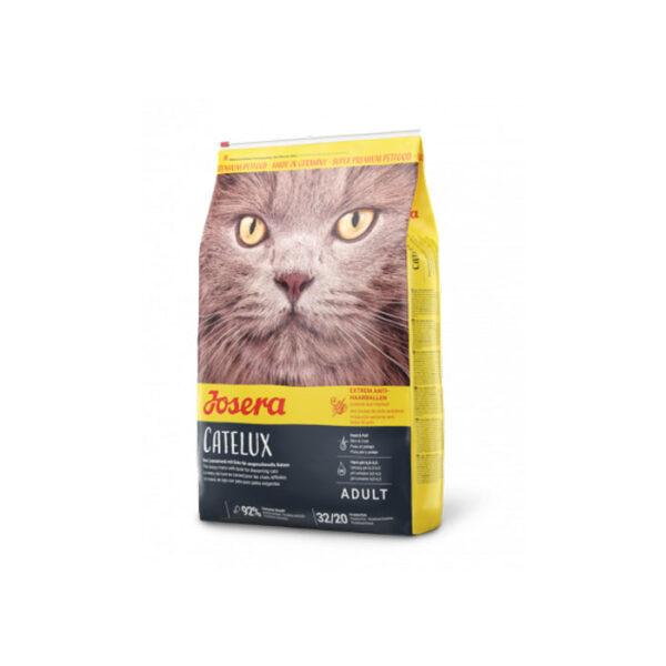 josera cateluxe dry food cat