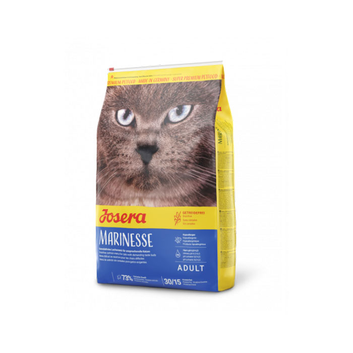 josera marinesse dry food cat