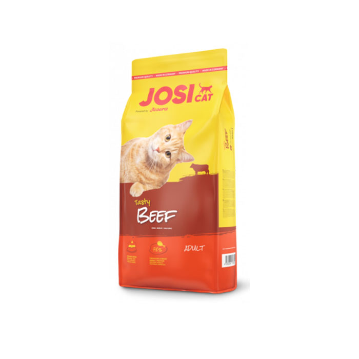 josicat josera dry food cat beef taste