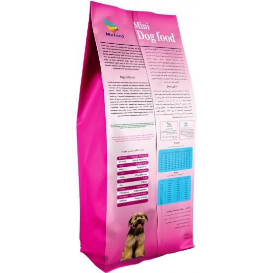 غذای خشک مناسب سگ بالغ نژاد کوچک برند مفید