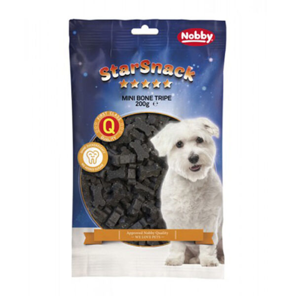 nobby star snack dog