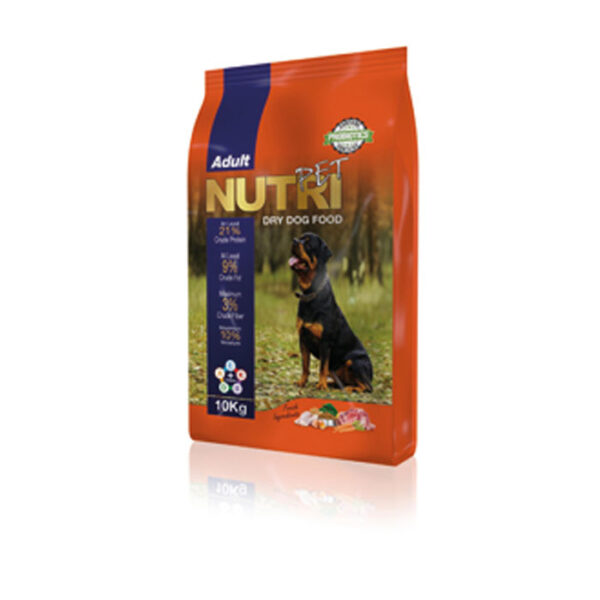 ntripet dog dry food