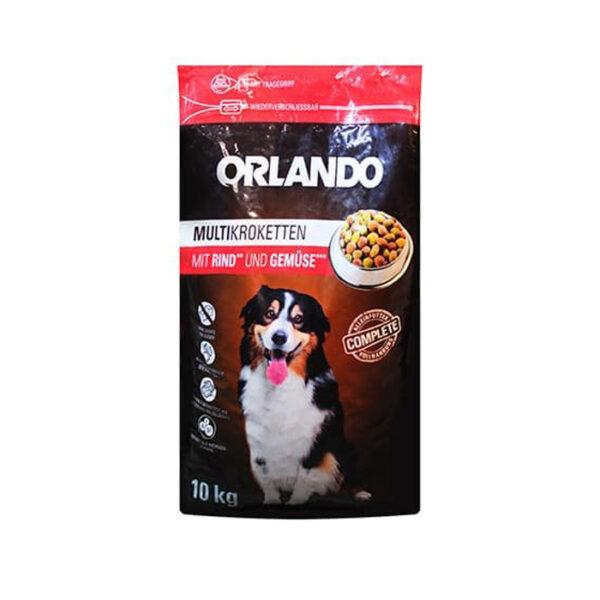 orlando dry dog food meat 10kg