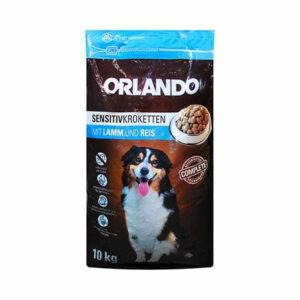 orlando dry food dog