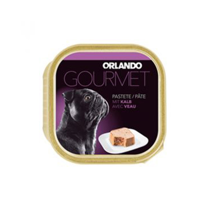 orlando gourmet beef dog food