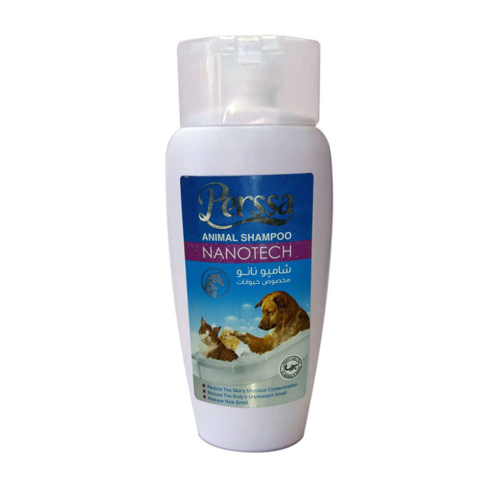 perssa animal shampoo nanotechno