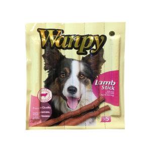 wanpy Lamb Stick dog